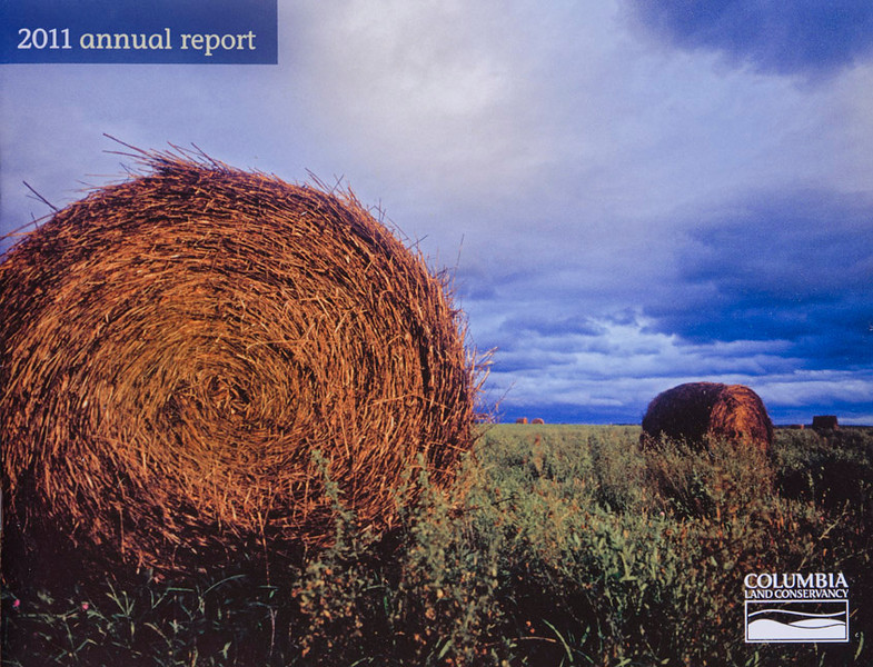 Columbia County Land Conservancy Annual Report 2011