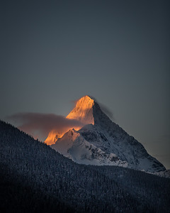 Downie Peak, B.C.