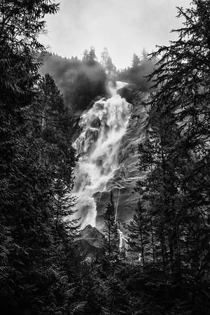 Misty Shannon Falls
