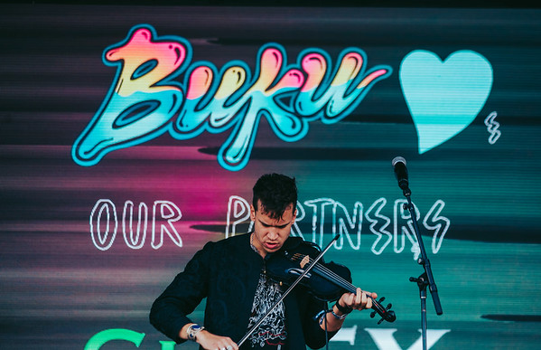 Buku Music + Art Project 2018