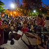 Asheville Drum Circle, 2018