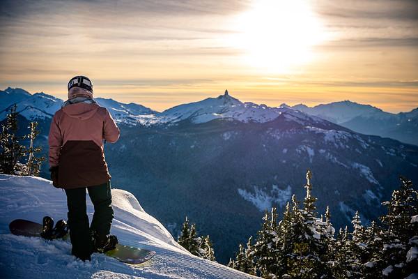 Whistler Ski Day
