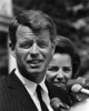 As a teenager I took this photo of Robert Kennedy announcing  that he was running for senator of NY at Gracie Mansion, NYC, Aug. 25, 1965.  Later this photo was used on the cover of his memorial record album cover.
