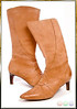 Leather Heeled Boots (5) IP