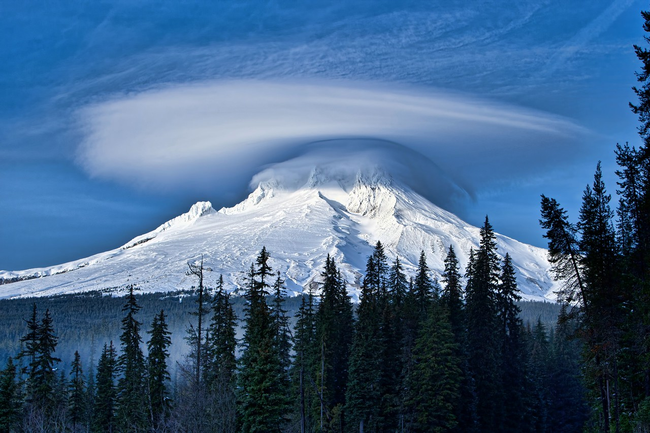 Mt Hood, Oregon