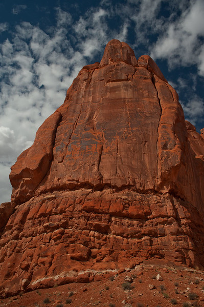 Monolith, Arches NP