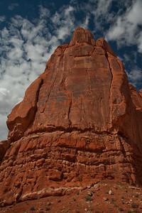 Monolith, Arches NP