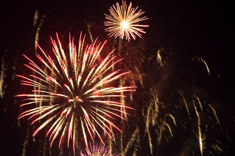 Fire Works-Chicago