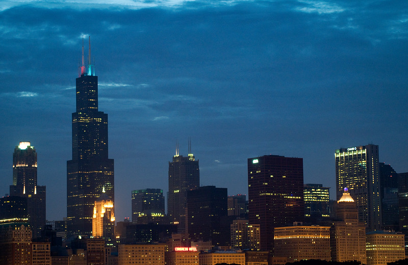 Beautiful Skyline-Chicago