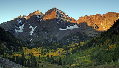 Maroon Bells Mountains