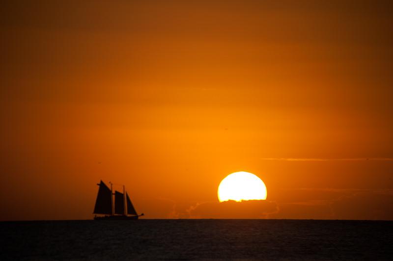 Sun Set2- Key West- Fl