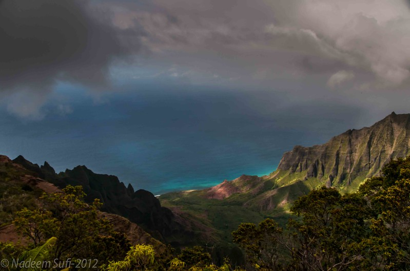 Kalalua View Point 1 March 18- 2012