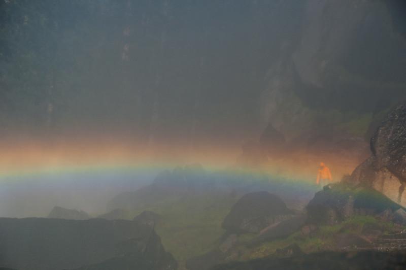 Rainbow, Vernal Fall