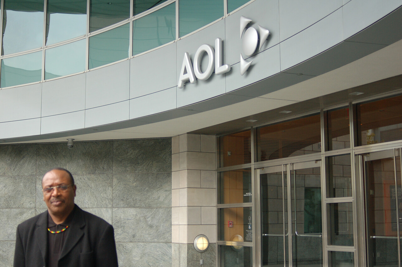 Dr. Kwaku at AOL Black Voices (Beverly Hills).