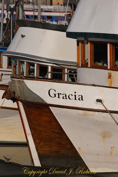 The Gracia, Squalicum Harbor, Bellingham, WA