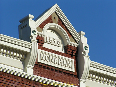 Monohan Building in Fairhaven, Bellingham, WA