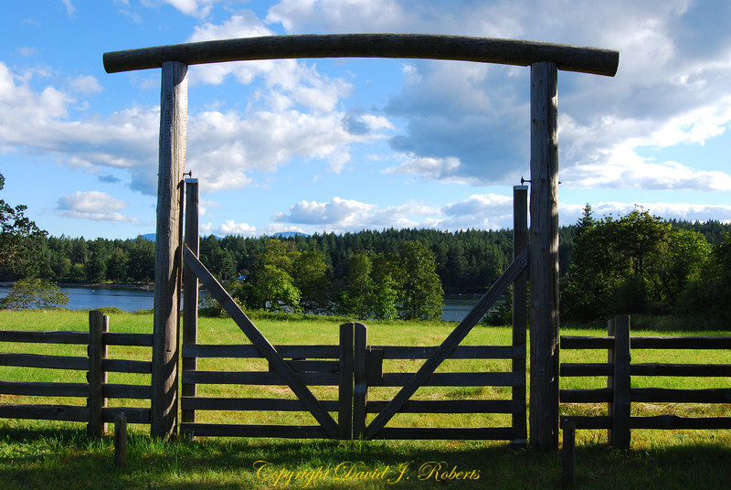 Majestic Gate - Gabriola Is