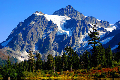 Mount Shuksan,  Whatcom County, Washington