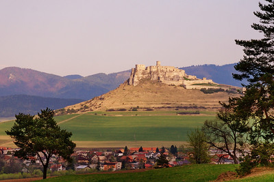 Spiš Castle (Spišský hrad)