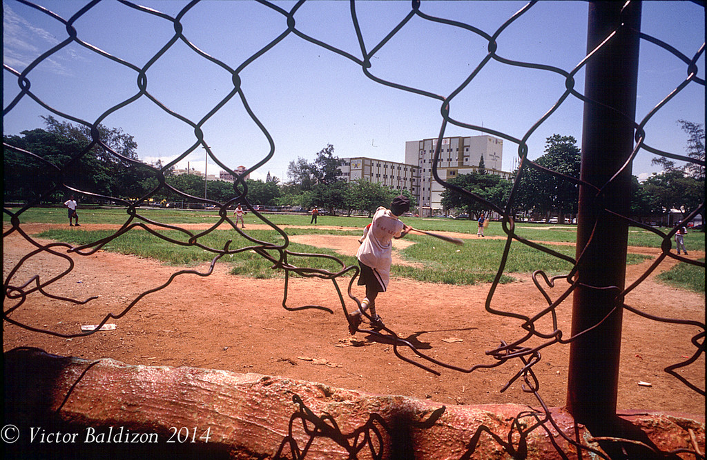Kids Baseball in Domimnican Republic