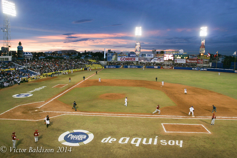 Mazatlan Mexico Caribbean Baseball Series