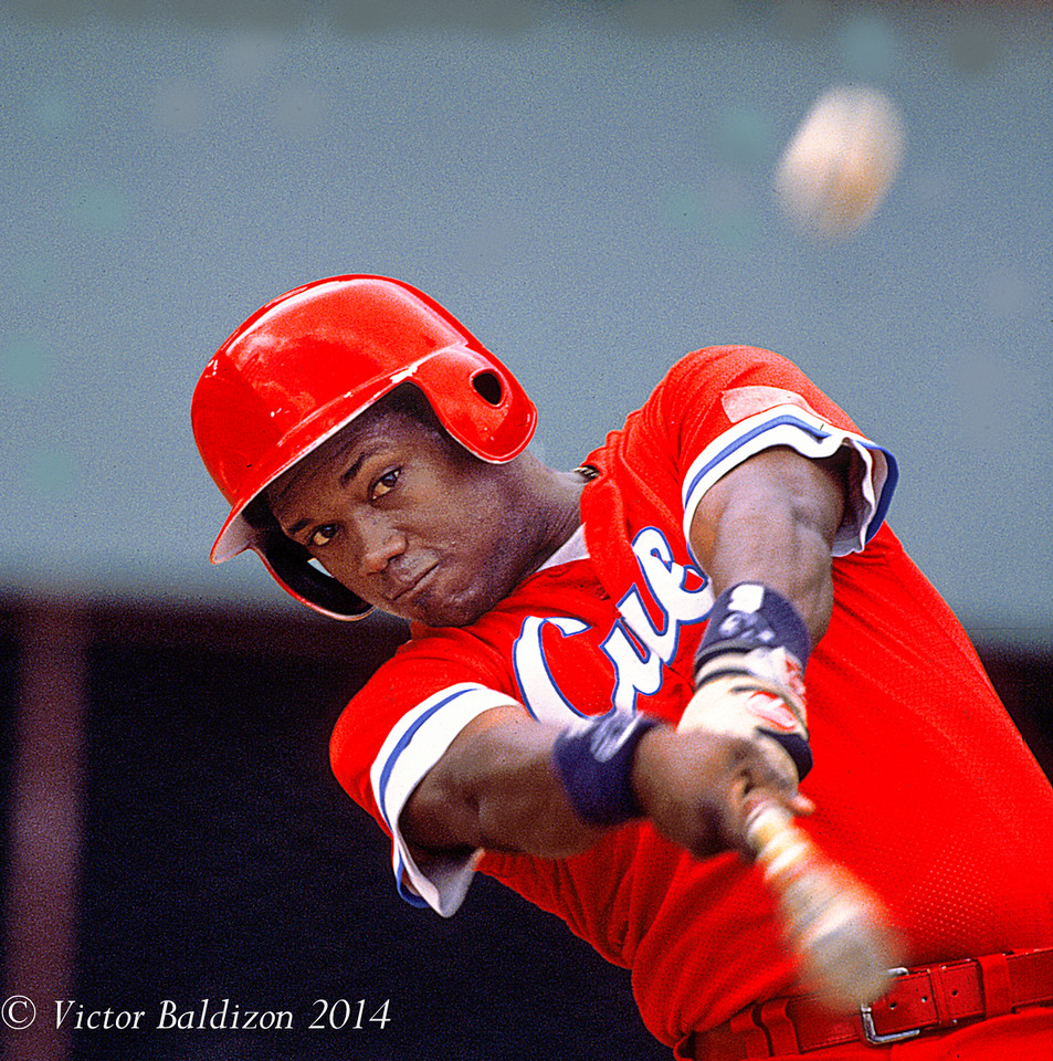 Omar Linares Best ever Cuban Baseball Player  never to leave Cuba