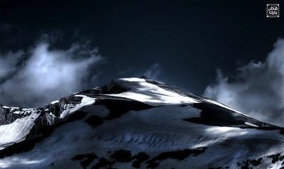 Uludag mountain of bursa
