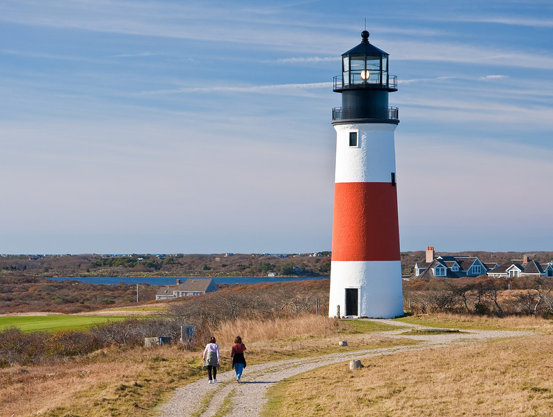 MA-CAPE COD-NANTUCKET-SANKATY LIGHT