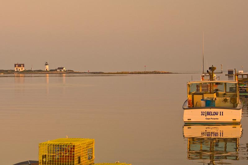 ME-CAPE PORPOISE-GOAT ISLAND LIGHT [PRIOR TO 2012]
