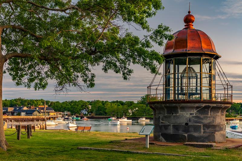 Massachusetts-Cohassett-Replica of Minot's Light House