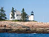 ME-WINTER HARBOR-WINTER HARBOR LIGHT aka MARK ISLAND LIGHT