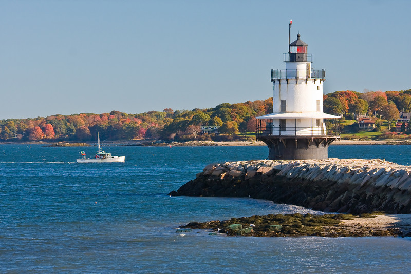 ME-SOUTH PORTLAND-SPRING POINT LEDGE LIGHT