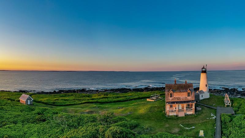 Maine-Wood Island-Wood Island Lighthouse