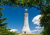MA-BERKSHIRES-MT. GREYLOCK-VETERANS WAR MEMORIAL TOWER-This 92 foot Veterans War Memorial Tower was originally intended to serve as a lighthouse on the Charles River in Boston.