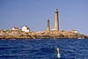 MA-ROCKPORT-THATCHER'S ISLAND-TWIN LIGHTS