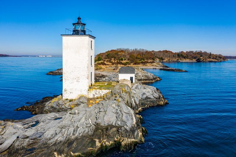 Rhode Island-Jamestown-Dutch Island Light