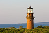 MA-CAPE COD-MARTHA'S VINEYARD-AQUINNA HEAD LIGHT aka GAY HEAD LIGHT