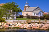 CT-STONINGTON-STONINGTON HARBOR LIGHT