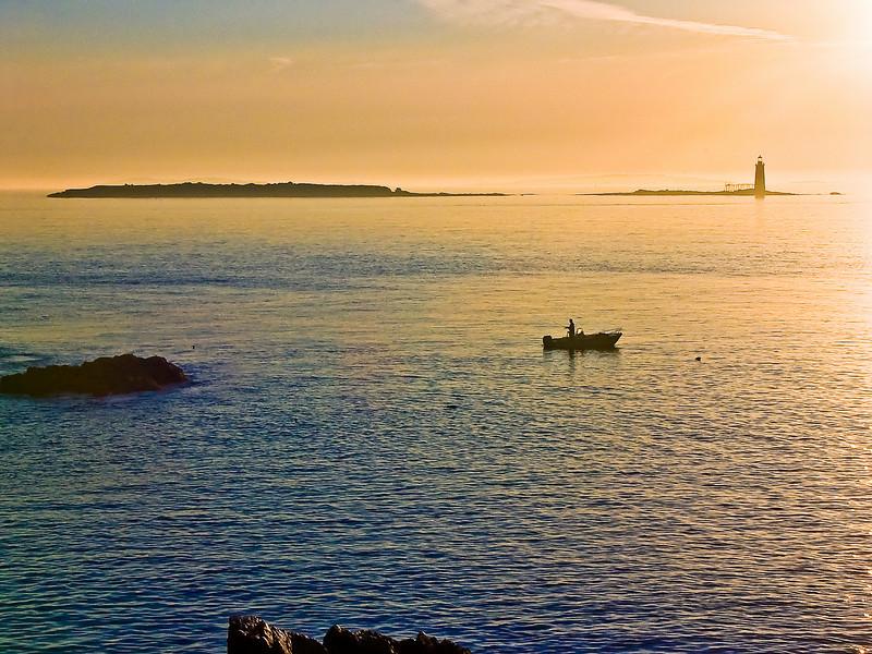 ME-CASCO BAY-RAM ISLAND LEDGE LIGHT