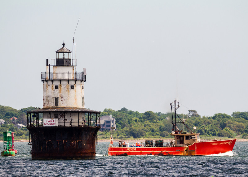 MA-NEW BEDFORD-BUTLER FLATS LIGHTHOUSE
