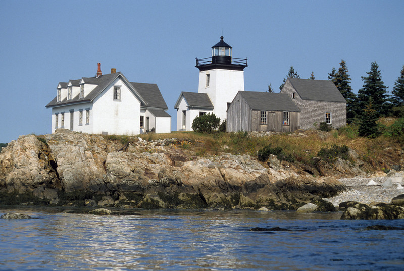 ME-ROCKPORT-INDIAN ISLAND LIGHT