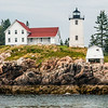 ME-SWANS ISLAND-BURNT COAT HARBOR LIGHT