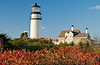 MA-CAPE COD-TRURO-HIGHLAND LIGHT aka CAPE COD  LIGHT