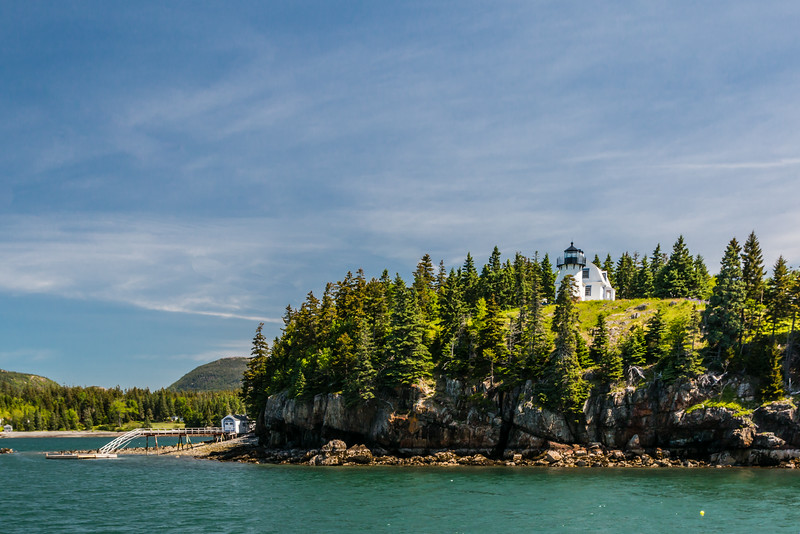 ME-MT. DESERT ISLAND-BEAR ISLAND LIGHT
