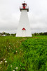 CANADA-PRINCE EDWARD ISLAND-Victoria-Leards Range Rear Lighthouse