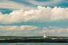 CANADA-NEW BRUNSWICK-WHITE HEAD ISLAND-LONG POINT LIGHT