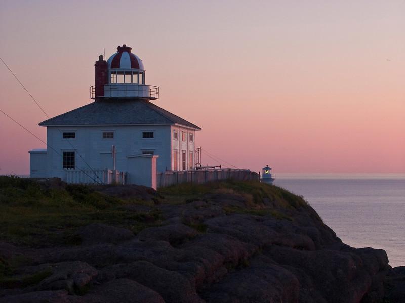 CANADA-NEWFOUNDLAND-CAPE SPEAR-CAPE SPEAR LIGHTHOUSE [OLD]
