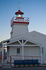 CANADA-QUEBEC-TROIS RIVIERES-PRIVATE LIGHTHOUSE