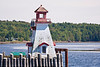 CANADA-NEW BRUNSWICK-ST. STEPHENS-ST. STEPHENS LIGHTHOUSE