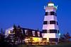 CANADA-PRINCE EDWARD ISLAND-WEST POINT-WEST POINT LIGHTHOUSE